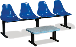 Sol-O-matic Seating Unit